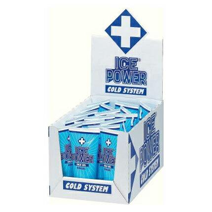 筋肉のほてりを抑え、 クール&リラックス!ICE POWER (アイスパワー)アイスパワーコールドジェル (20本セット):パワーステップウェブショップ