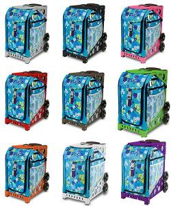 ズーカスポーツBe-Zappy-ZUCASPORTSBe-Zappy-【軽量】【頑丈】【デザイン性】【キャリーバッグ】【椅子】【スケート】