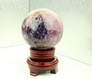 フローライト丸玉|フローライト蛍石Fluorite【原石Gemstone水晶玉丸玉CircleBallCrystalball球体ルースRuth】メンズMen