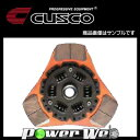 CUSCO (クスコ) メタルディスク トヨタ アレックス ZZE123 01...