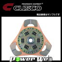CUSCO (クスコ) 薄型メタルディスク ホンダ インテグラ タイ...