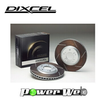 [1254828] DIXCEL HS ブレーキローター リヤ用 BMW MINI (R56) MFJCW/SUJCW 08/09〜14/04 JOHN COOPER WORKS フロント:.4POT
