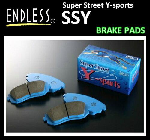 [品番:EP099] エンドレス(ENDLESS) ブレーキパッド SSY(Super Street Y-sports) フロントセット ...
