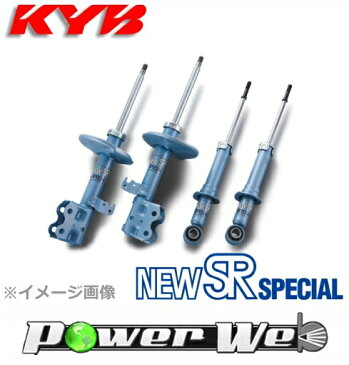 [NST5503R・L / NSF1163] KYB NEW SR SPECIAL ショック 1台分セット スイフト ZD72S 2010/09〜