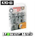 [T630-35] KYO-EI ブルロック タスキー ボルト M14×P1.5 クロ...