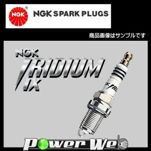 NGK (日本特殊陶業) イリジウムIXプラグ [品番:DCR7EIX] ストックNO:2493