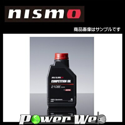 オイル, エンジンオイル NISMO () MOTUL COMPETITION OIL type 2108E 0W30 1(1L6) KL000-RS331