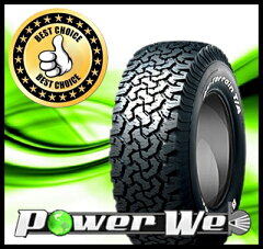 SUV/4WD定番タイヤ単品1本価格![LT215/70R16 100/97R]BFGoodrich / All-Terrain T/A KO ホワイ...