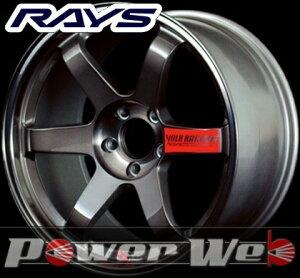 RAYS(レイズ) VOLK RACING TE37SL (ボルクレーシング TE37SL) 18インチ 9.5J PCD:120 穴数:5 inset:22 カラー:プレスドグラファイト [ホイール単品4本セット]M