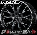 RAYS(レイズ) HOMURA 2x10 RCF (ホムラ ツーバイテン RCF) 19インチ 8.0J PCD:100 穴数:5 inset:45 カラー:ブルーイッシュガンメタ/リムエッジDMC/マシニング [ホイール単品4本セット]M
