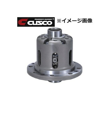 CUSCO (クスコ) type RS LSD リア 2way(1.5&2way) 品番:LSD 501 L2 ミツビシ パジェロ ミニ 型式:H53A 年式:1998.1〜2013.2