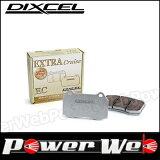 DIXCEL (ディクセル) フロント ブレーキパッド EC 311547 GS350 GRL10/GRL12 12/01〜 3500
