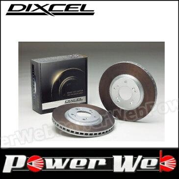 DIXCEL (ディクセル) フロント ブレーキローター HD 3714025 キャリィ/エブリィ DA64V/DA65T 05/08〜