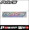 RAYS (レイズ) RAYS racingLOGO ステッ...