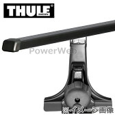 THULE(スーリー) フット:369+バー:762 ホンダ バモス(ホビオ除く) 年式:H11/6〜 形式:HM1,HM2 ベースキャリアセット