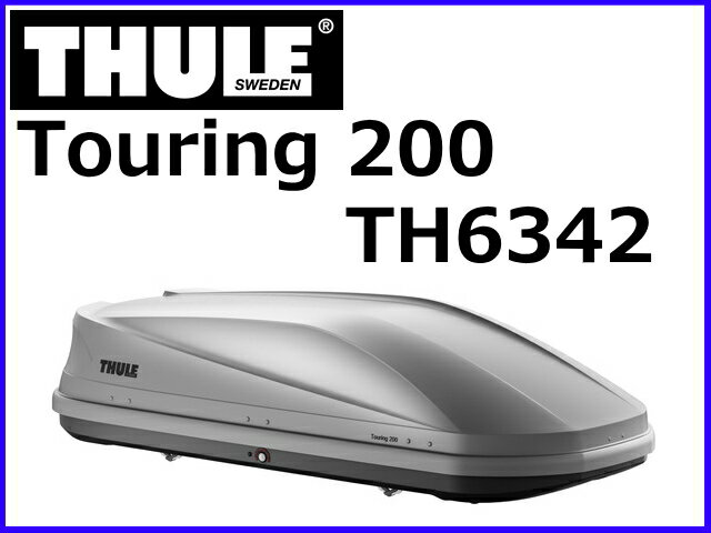 thule th6342 touring 200 200. Black Bedroom Furniture Sets. Home Design Ideas