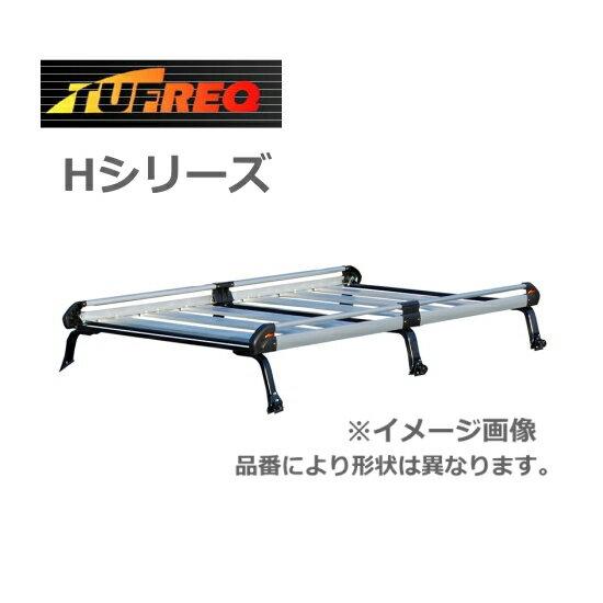 精興工業 TUFREQ (タフレック) 品番:HH23 Hシリーズ 6本脚 ミツビシ パジェロ H3.1〜H11.9 V30/V40 キックアップルーフ(ロング) [代引き不可商品]