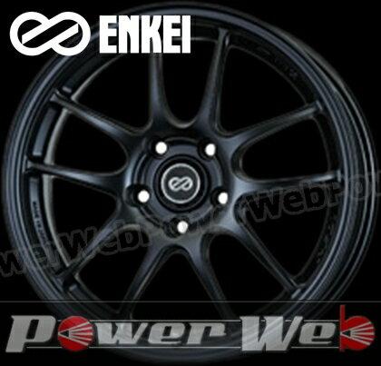 ENKEI (エンケイ) PF01 15インチ 6.5J PCD:100 穴数:4 inset:45 マットブラック [ホイール単品4本セット]kh