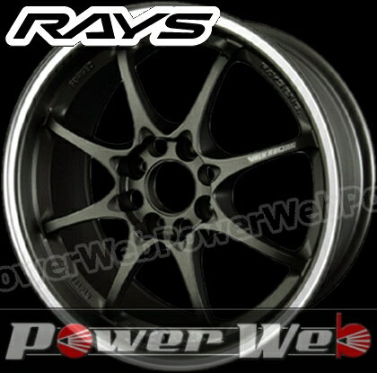 タイヤ・ホイール, ホイール RAYS() VOLK RACING CE28 CLUB RACER 8SPOKE ( CE28 8) 15 5.5J PCD:100 :4 inset:45 DC 4