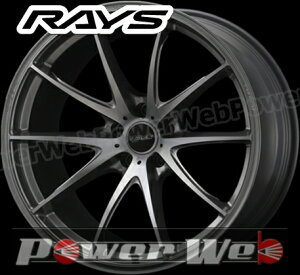 RAYS(レイズ) VOLK RACING G25 Edge (ボルクレーシング G25 エッジ) 20インチ 8.5J PCD:114.3 穴数:5 inset:38 FACE-1 カラー:マーキュリーシルバー/スポークFDMC [ホイール単品4本セット]