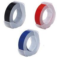 ダイモテープライター用テープマシューズテープ(12mm幅)