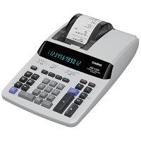 CASIOカシオプリンター電卓DR-T120(12桁)