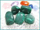 天然石パワーストーンタンブルマラカイト(孔雀石) B級 Sサイズ×1個Power...