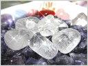 天然石パワーストーンタンブルクリスタル(水晶/石英) 一般  SLサイズ×1...