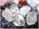 天然石パワーストーンタンブルレインボークリスタル(水晶/石英) 一般  S...