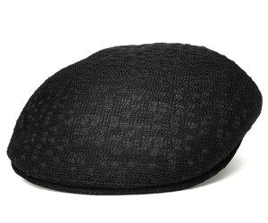0215199383fe87 KANGOL カンゴール BRAILLE TEX 504 ブライユテックス504 Black 帽子 ハンチング 紳士 婦人 メンズ レディース  男女兼用 ギフト