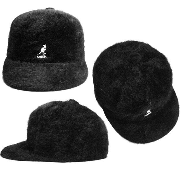 White Fur Kangol Hats  c285a919af9