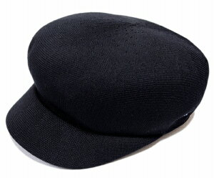 KANGOL(カンゴール) 帽子 キャップ TROPIC MAU CAP, Black