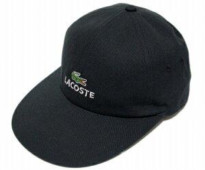 LACOSTE(ラコステ) 帽子 キャップ(L3148), ブラック