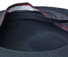 帽子 ハットサイズ調整テープ 帽子グッズ メンズ レディース 大きいサイズ 小さいサイズ 春夏秋冬