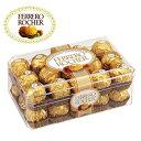 FERRERO ROCHER フェレロロシェ チョコ 30粒入りFERREROROCHER チョコレート イタリア 375g