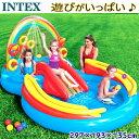INTEX レインボーリングプレイセンター プールインテック...
