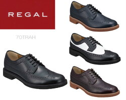 リーガルREGAL70TRAHメンズビジネスウイングチップ70TRAH正規品