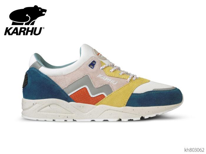 カルフ KARHU KH803062 アリア ステラー/レイニーデイ スニーカー メンズ レディース ユニセックス 靴画像