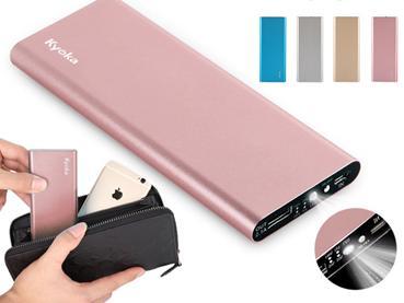 【新品】【国内正規品】KYOKAPZXC118Jモバイルバッテリーiphone、android充電器