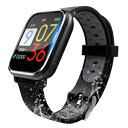【新品】【国内正規品】SMART R Q58 腕時計 スマートウォッチ スマートアール ユニセックス 技適マーク取得済 smart watch スマートブレスレット