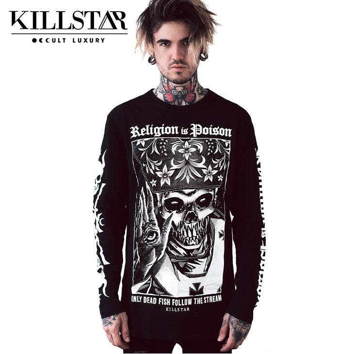 トップス, Tシャツ・カットソー v t t T T t killstar