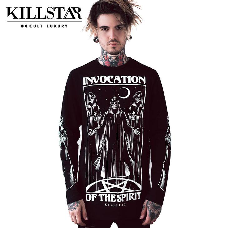 トップス, Tシャツ・カットソー V t t t LL XL XXL killstar