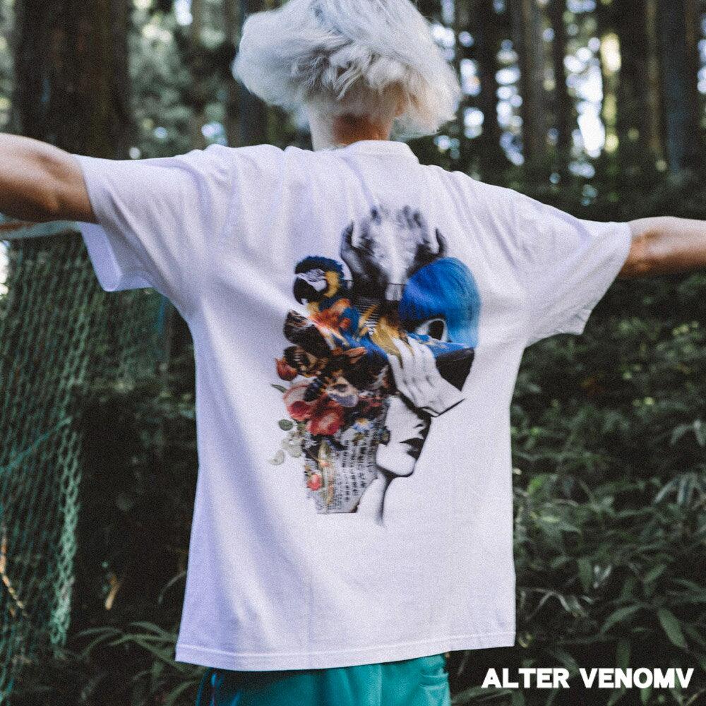 トップス, Tシャツ・カットソー  T T V ALTER VENOMV Incarnation TEE