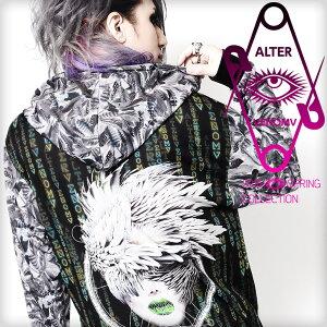 【ALTER VENOMV オルターベノム】Deyumion PARKA†V系 ファッション …