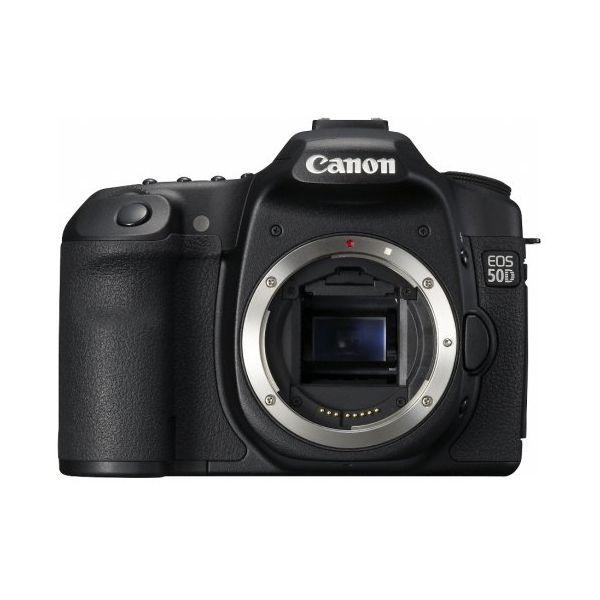 デジタルカメラ, デジタル一眼レフカメラ 1Canon EOS 50D