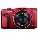 【中古】【1年保証】【美品】Canon PowerShot SX700 HS レッド