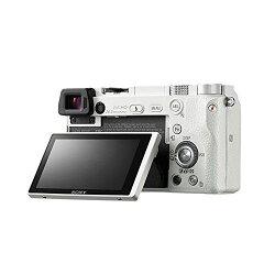 【中古】【1年保証】【美品】SONYα6000PZ16-50mmOSS付属ホワイト