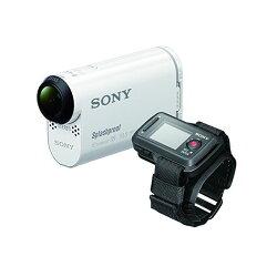 【中古】【1年保証】【美品】SONYデジタルHDビデオカメラHDR-AS100VRリモコンキット
