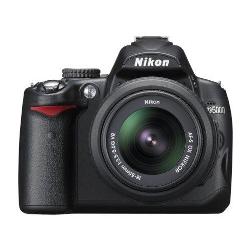 【中古】【1年保証】【美品】 Nikon D5000 レンズキット 18-55 VR付き:プレミアカメラ