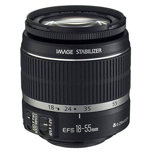 カメラ・ビデオカメラ・光学機器, カメラ用交換レンズ 1Canon EF-S 18-55mm F3.5-5.6 IS